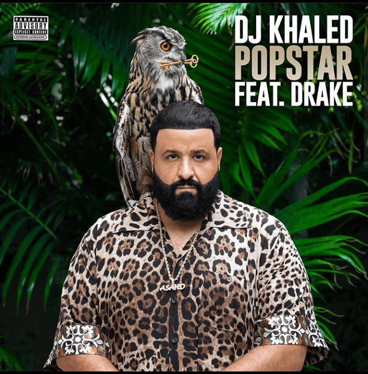 MP3: Dj Khaled ft Drake – Popstar