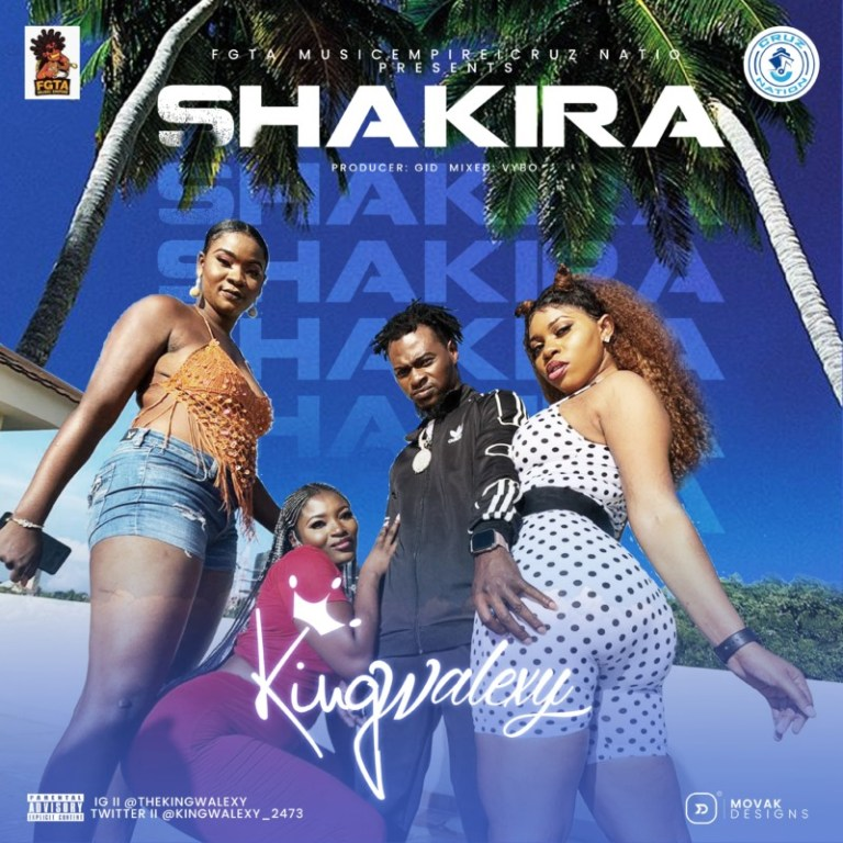 MP3: KingWalexy – Shakira