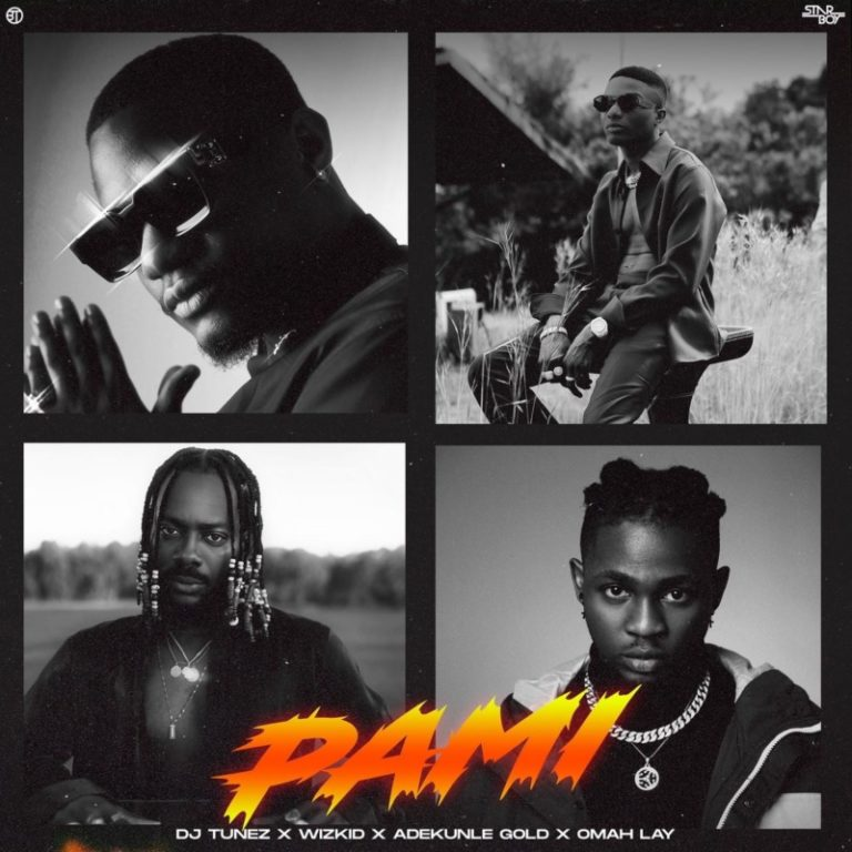 MP3: DJ Tunez – Pami Ft. Wizkid, Adenkule Gold & Omah Lay