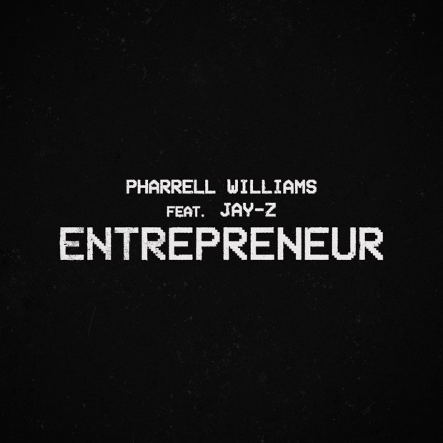 MP3: Pharrell Williams Ft. JAY-Z – Entrepreneur