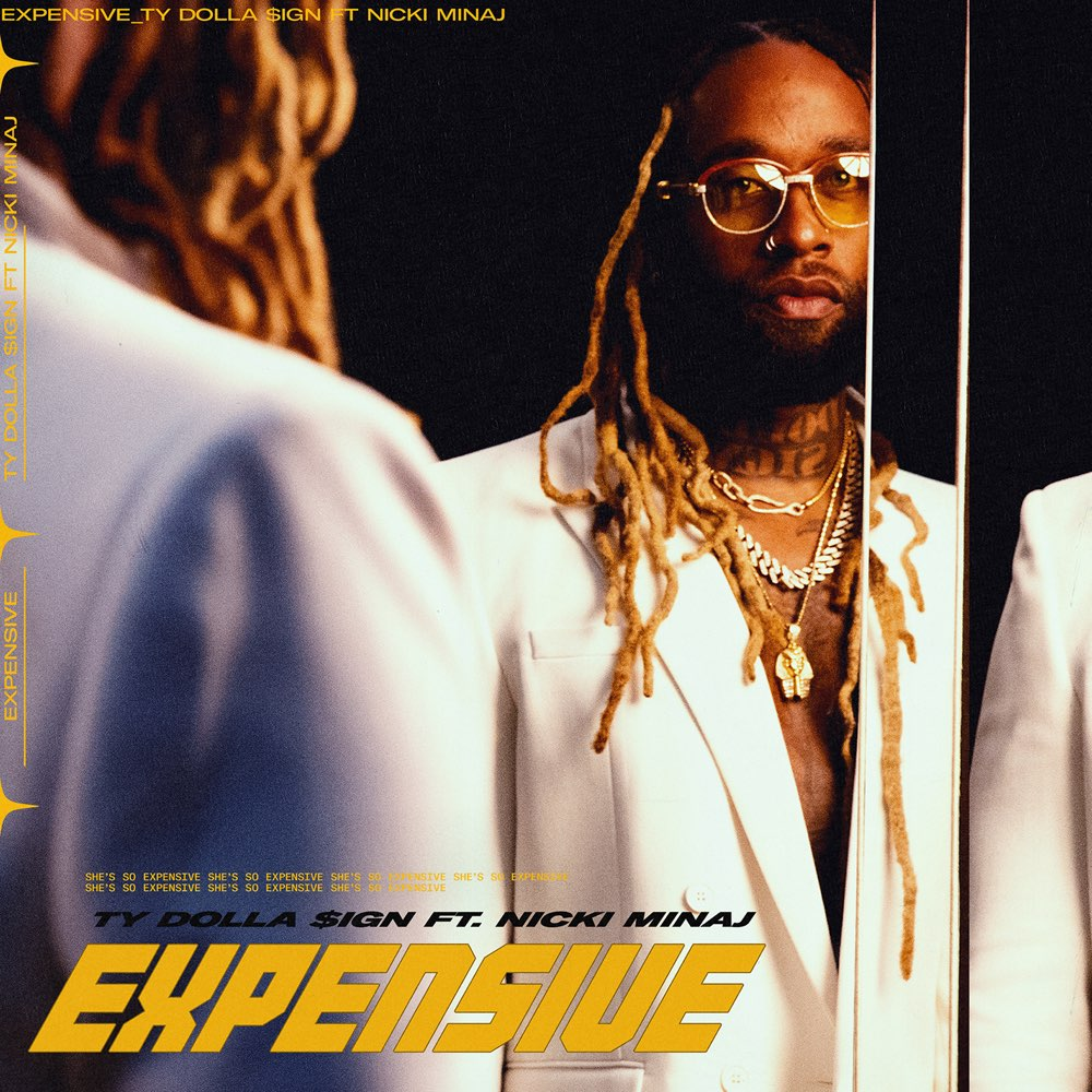MP3: Ty Dolla $ign Ft. Nicki Minaj – Expensive