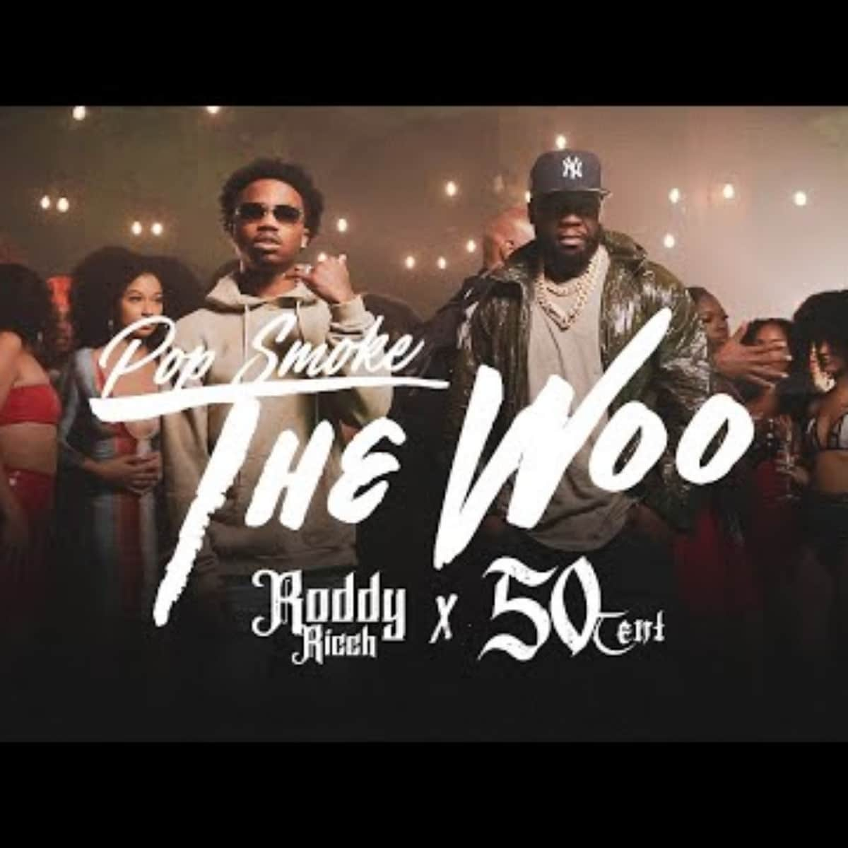 MP3: Pop Smoke Ft 50 Cent & Roddy Ricch – The Woo