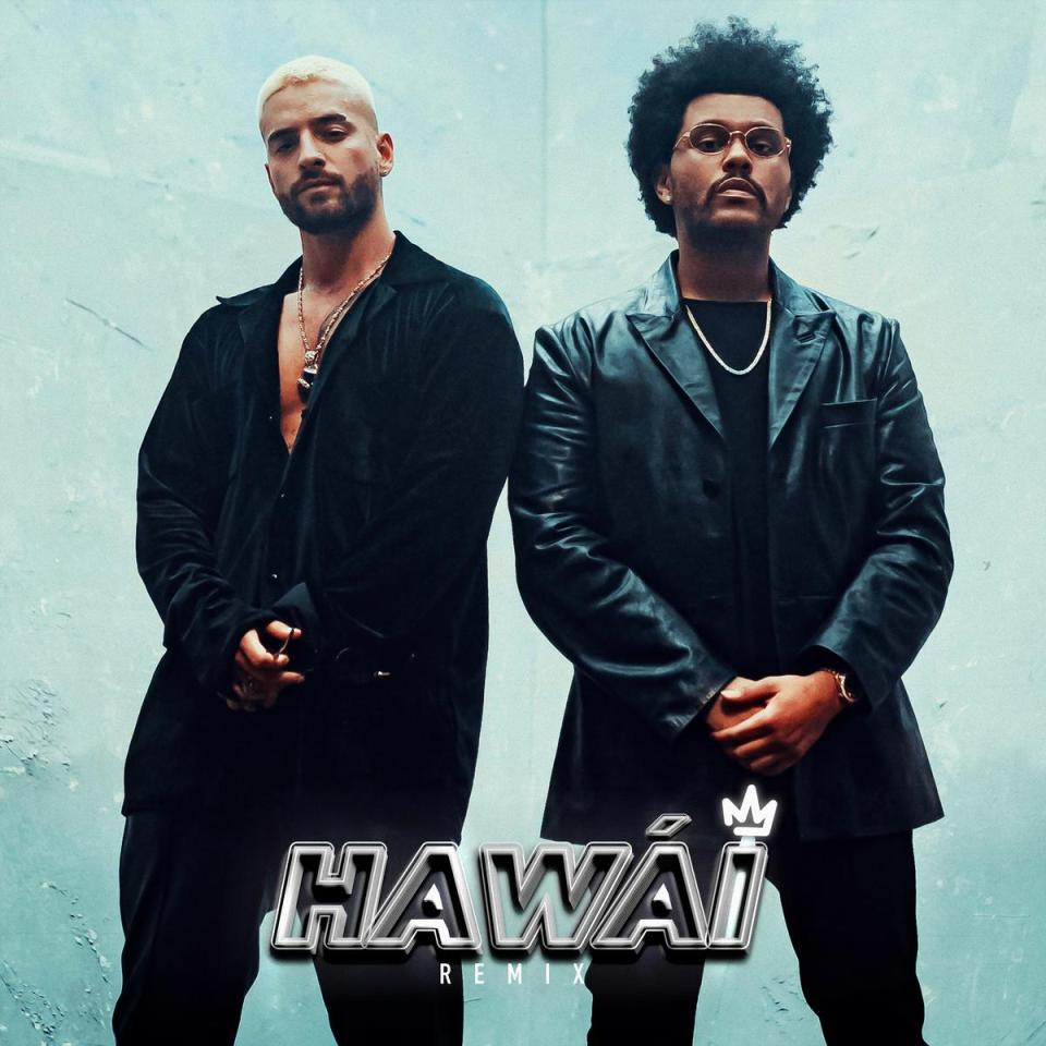 MP3: Maluma & The Weeknd – Hawái Remix