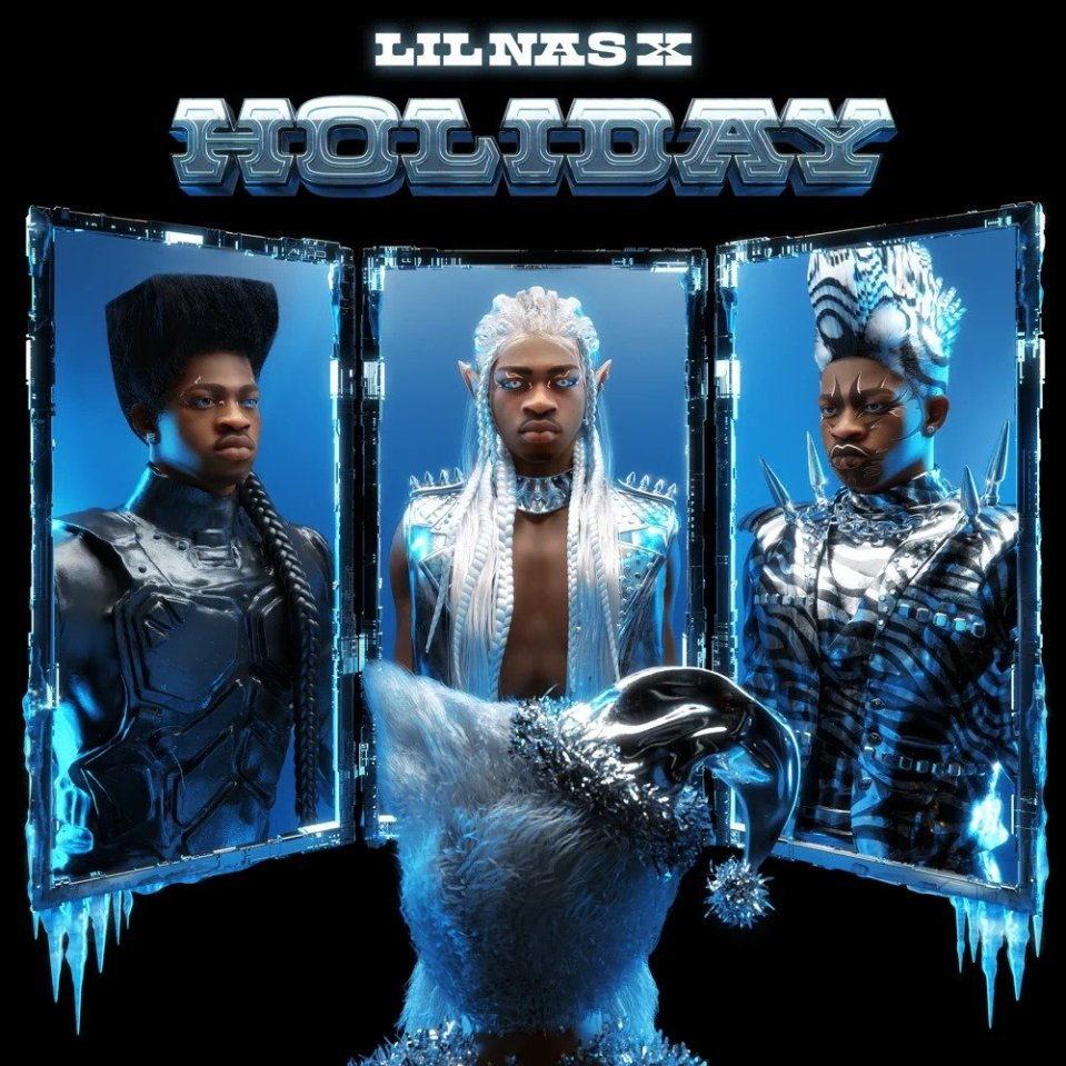 MP3: Lil Nas X – HOLIDAY