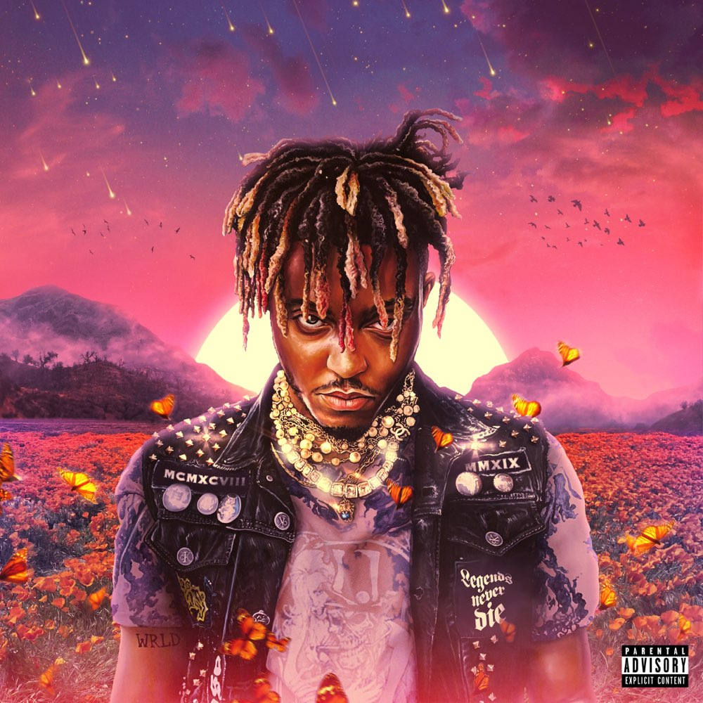 MP3: Juice Wrld — Bad Energy