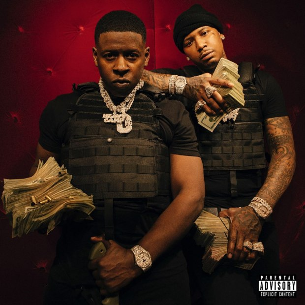 ALBUM: Moneybagg Yo & Blac Youngsta – Code Red