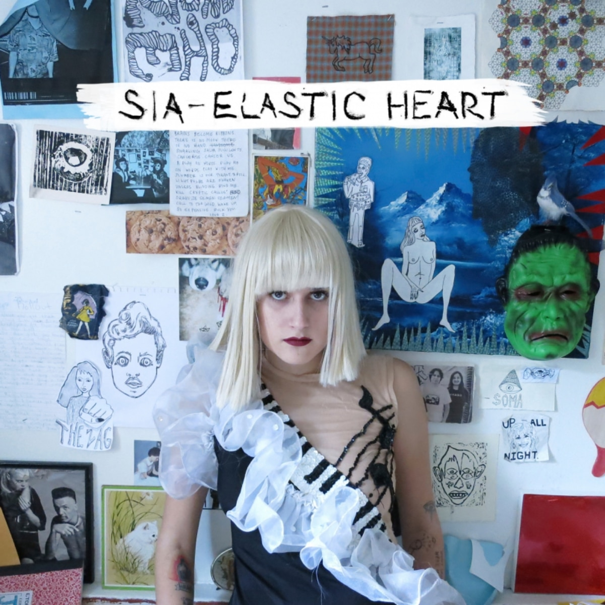 MP3: Sia — Elastic Heart