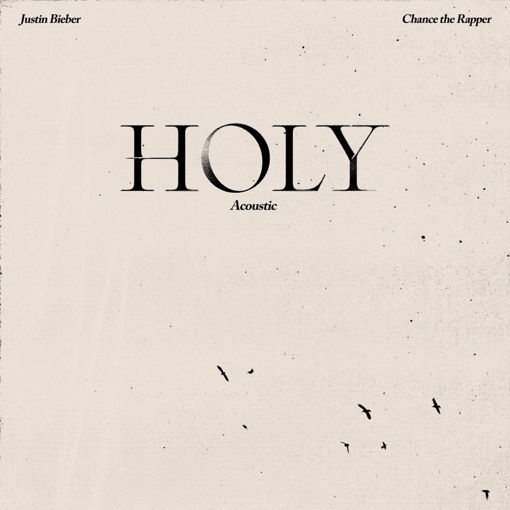 MP3: Justin Bieber Ft. Chance the Rapper – Holy (Acoustic)