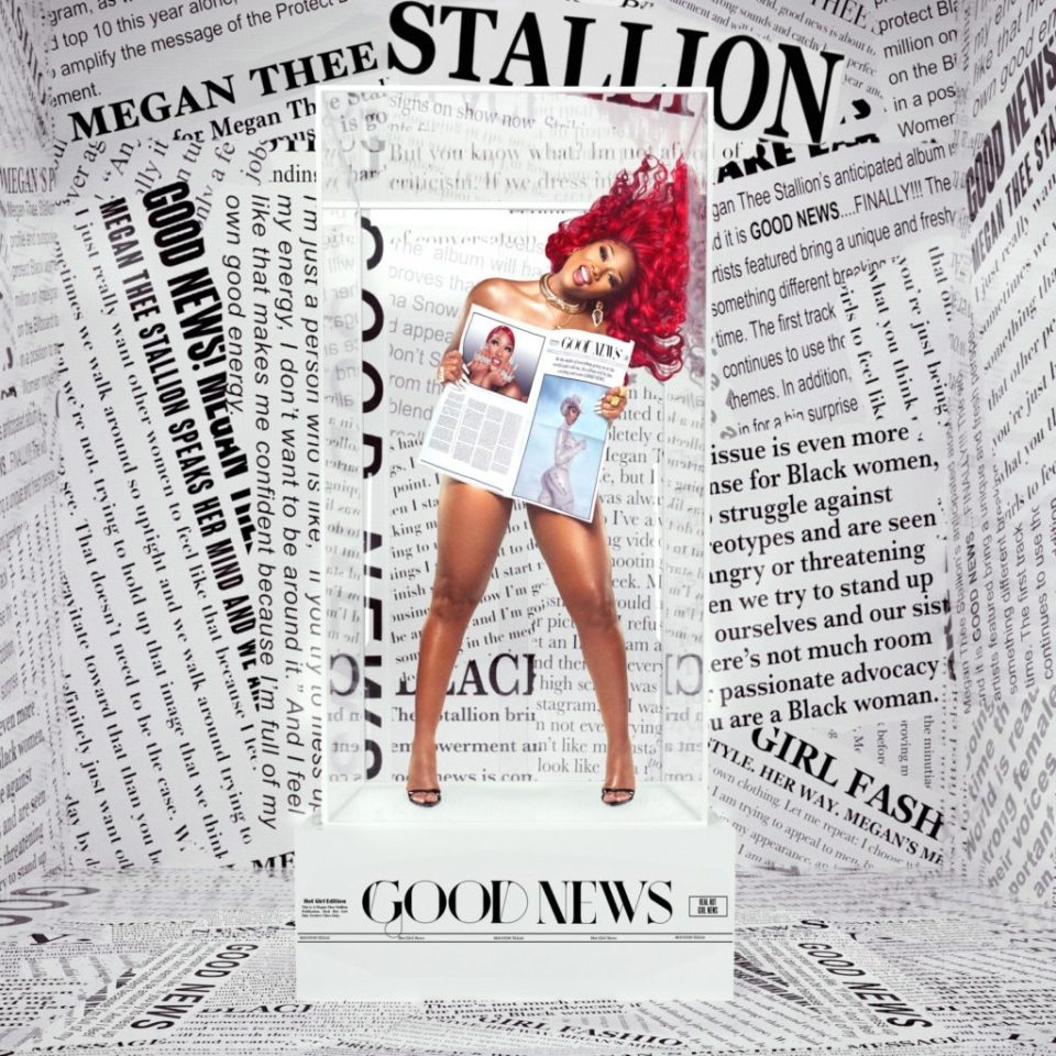 MP3: Megan Thee Stallion Ft. DaBaby – Cry Baby