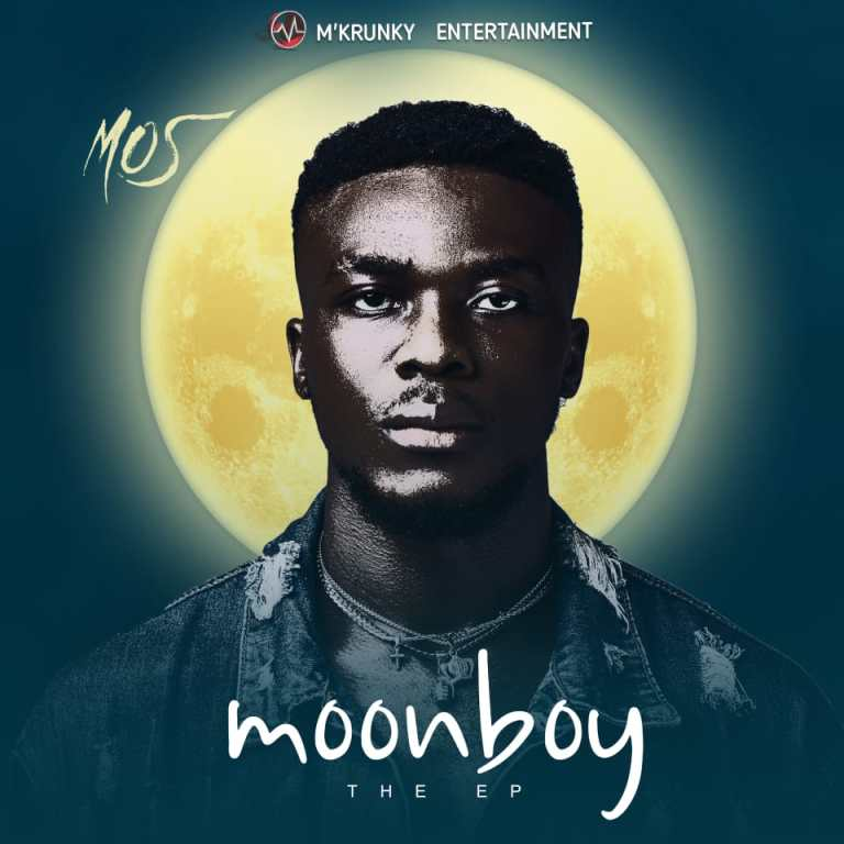 ALBUM: Mos – Moonboy EP
